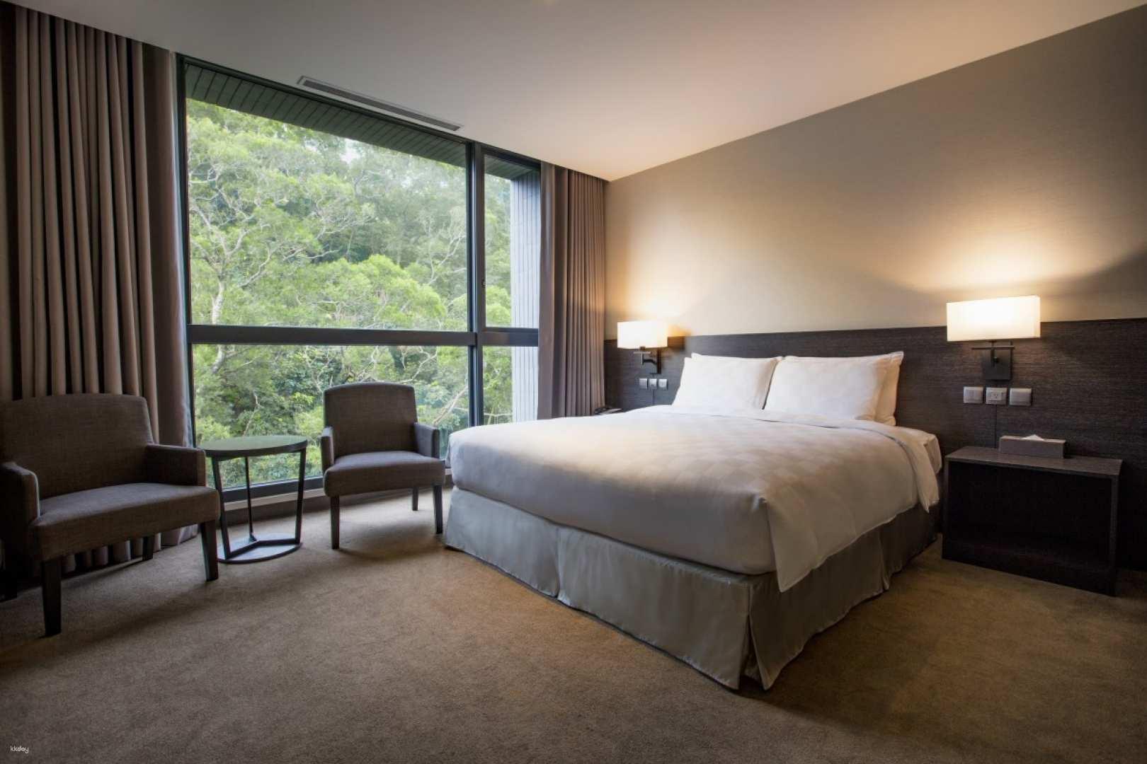 新北-(防疫旅館)白金花園酒店| 一泊三食-15晚居家檢疫專案| 住宿再贈送防疫計程車費