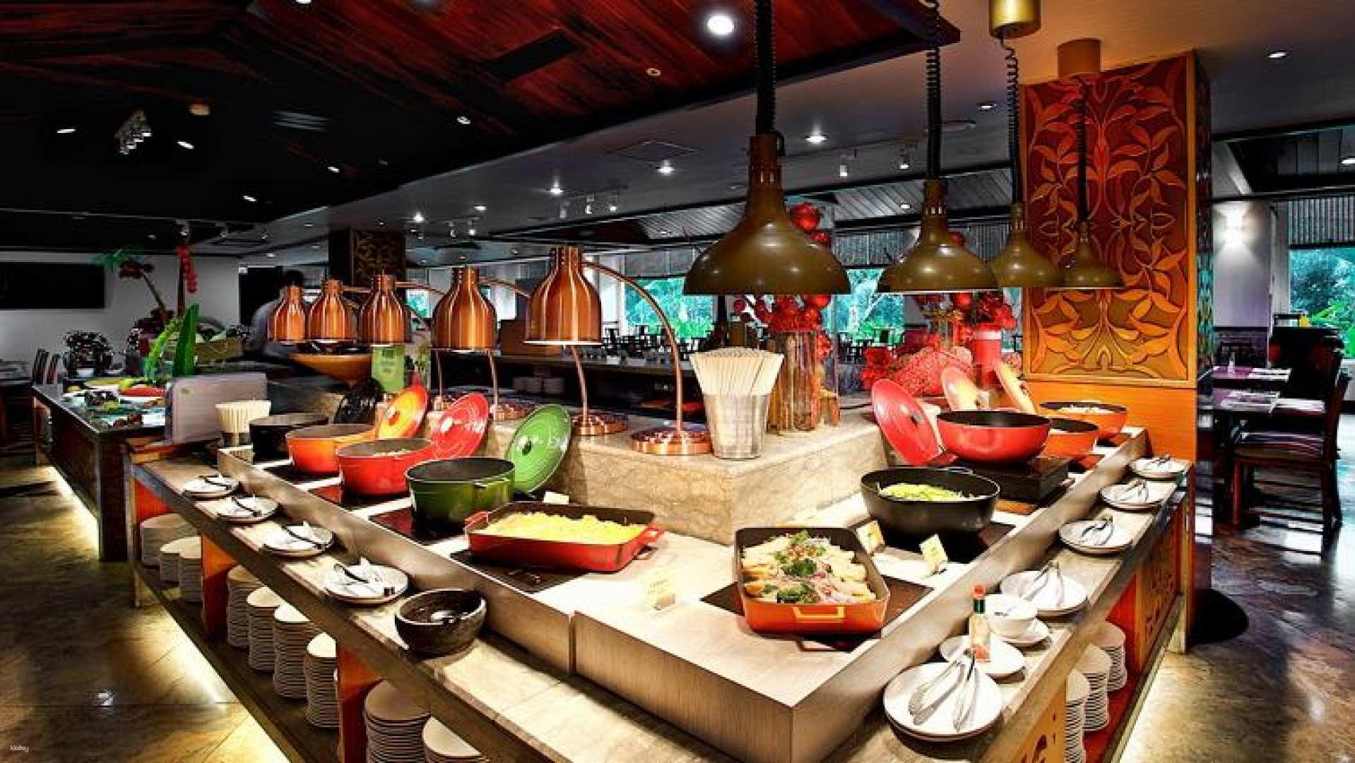 台東-知本老爺酒店| 那魯灣餐廳晚餐&泡湯