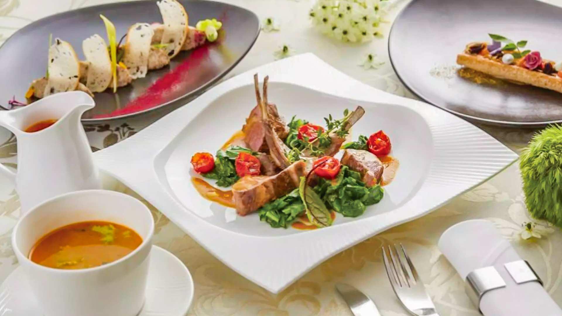 台北-北投老爺酒店(PURE法式餐廳)  餐券