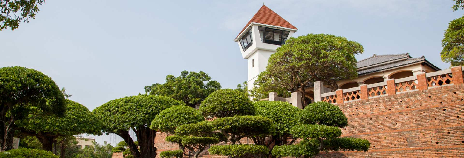 台南-安平古堡門票
