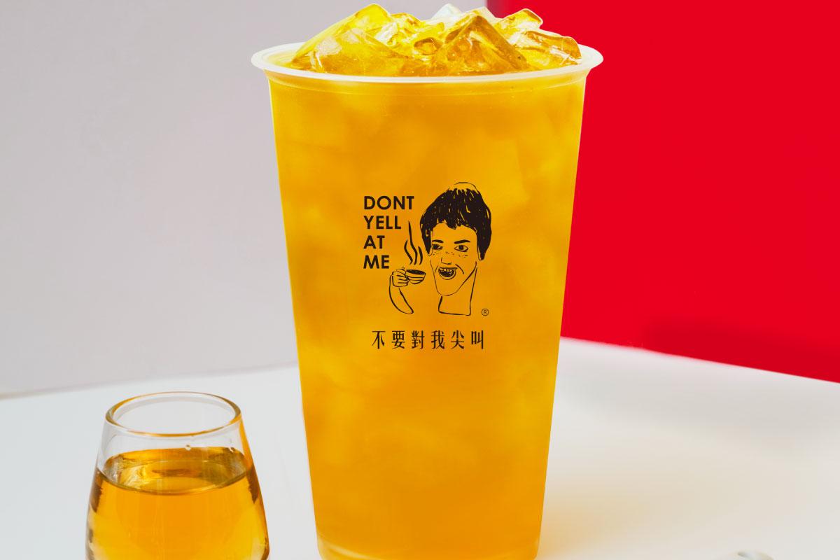 台北-不要對我尖叫| 老茶莊配方系列-培香烏龍(M)