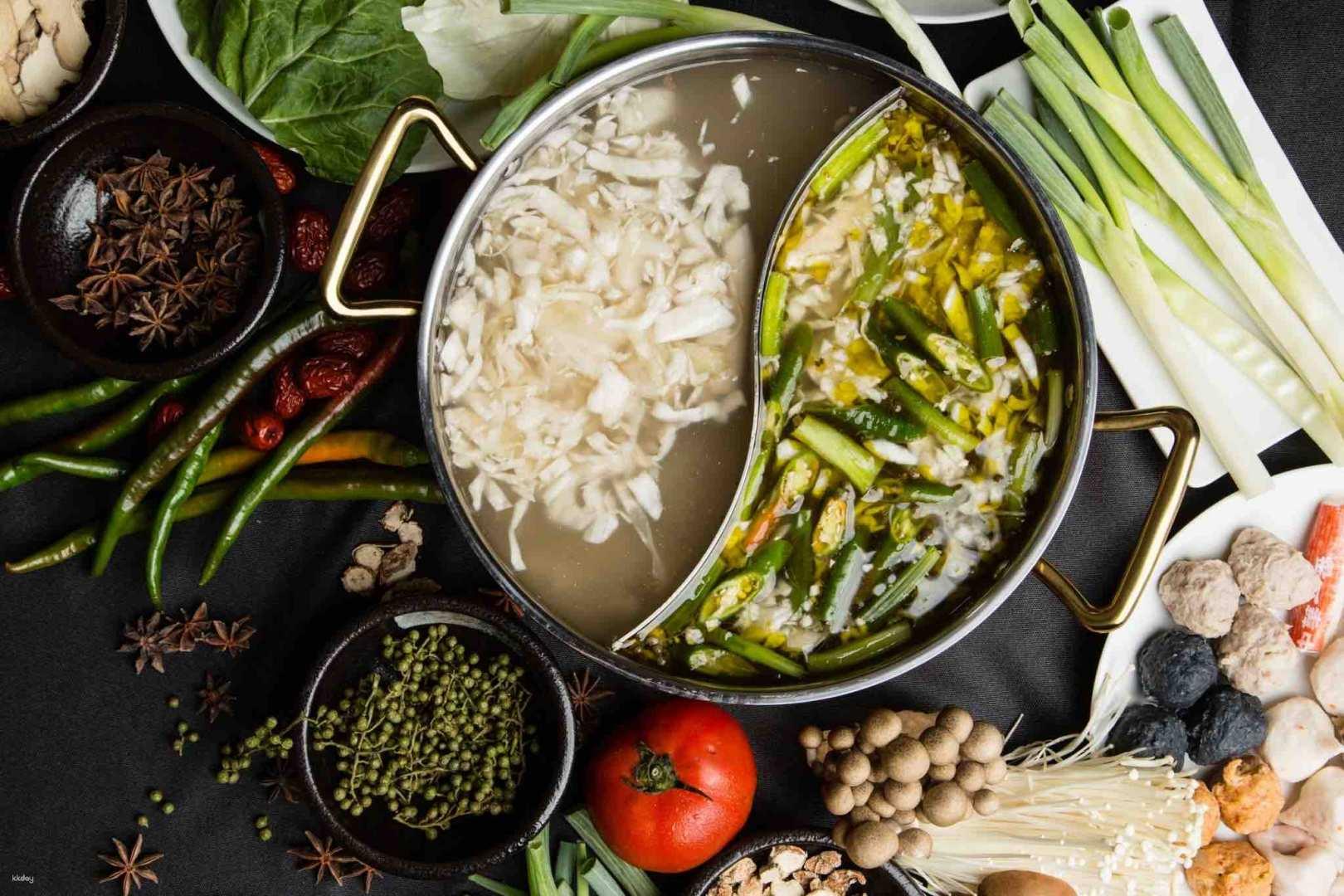 桃園-東北之家  酸菜白肉鍋 吃到飽