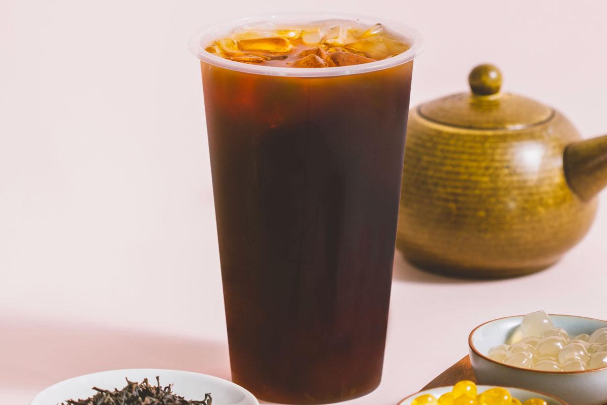 台北-不要對我尖叫| 老茶莊配方系列-陳年普洱(M)