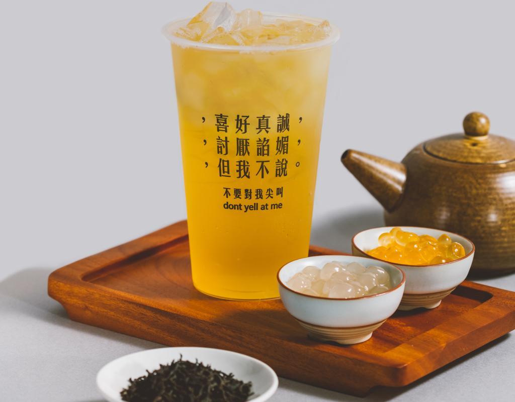 台北-不要對我尖叫| 老茶莊配方系列-茉莉綠茶(M)