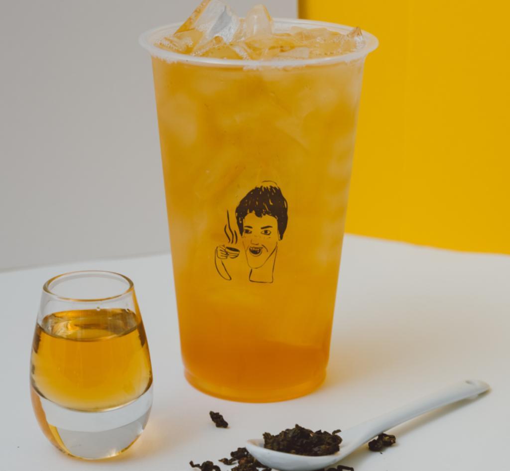 台北-不要對我尖叫| 老茶莊配方系列-四季春茶(M)