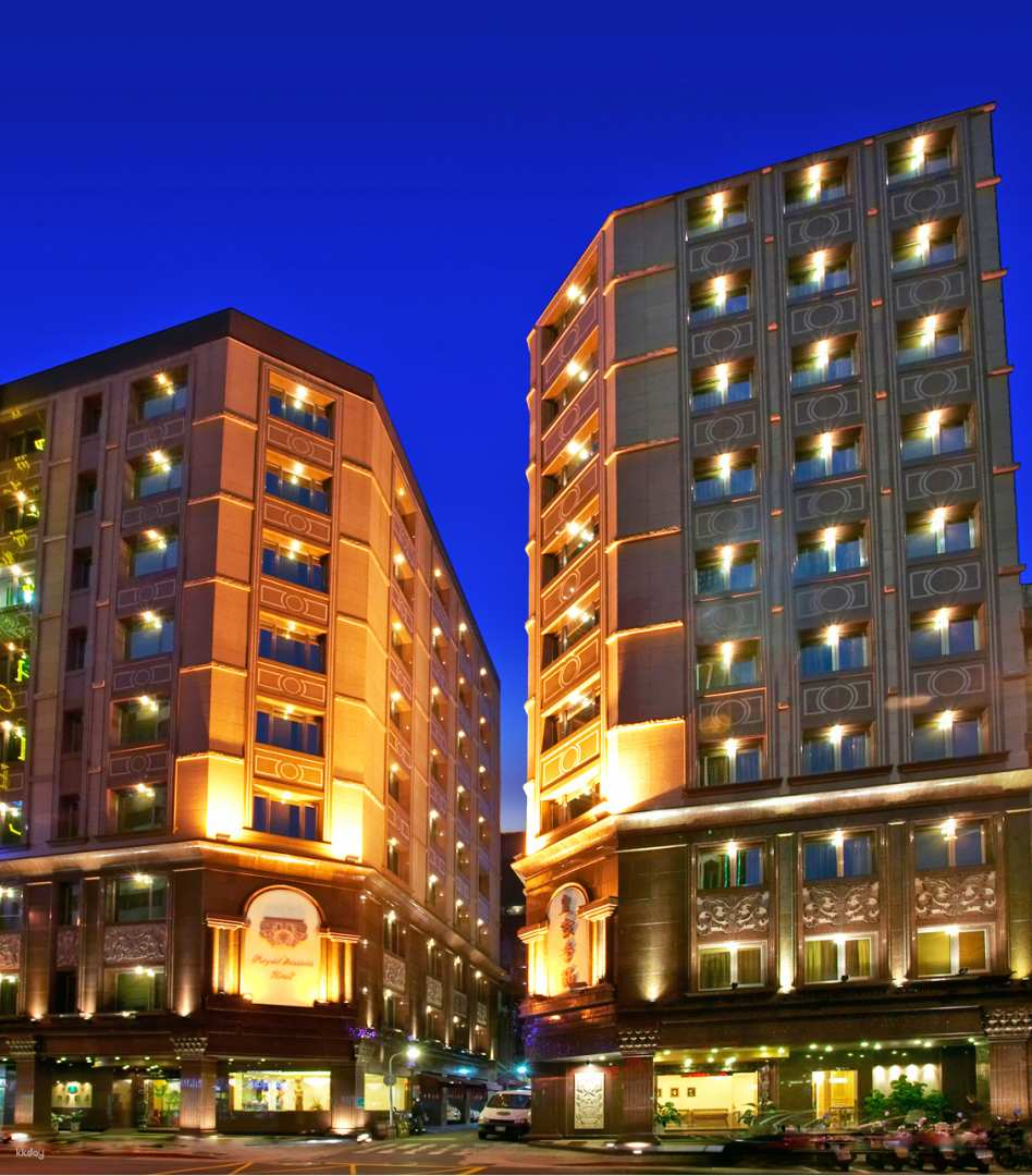 台北-(防疫旅館)皇家季節酒店台北南西館| 15晚居家檢疫專案-一泊三食