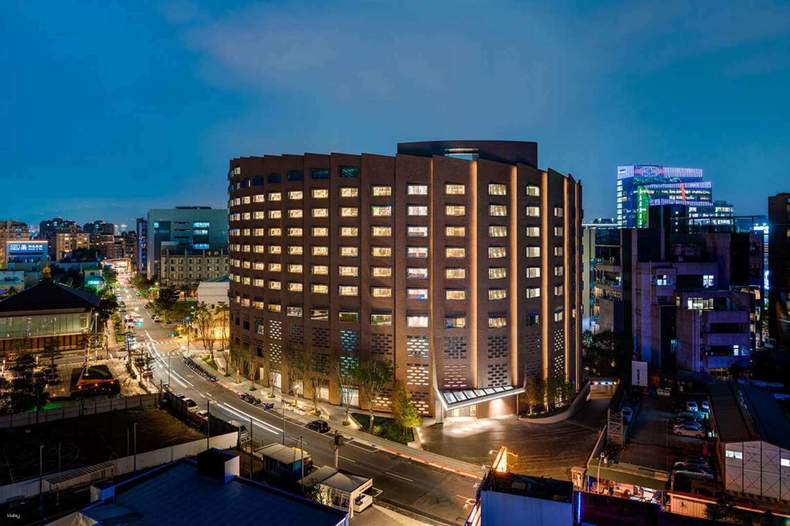 台北-大直英迪格酒店Hotel Indigo Taipei North| 一泊三食,15 晚居家檢疫專案,零接觸入住
