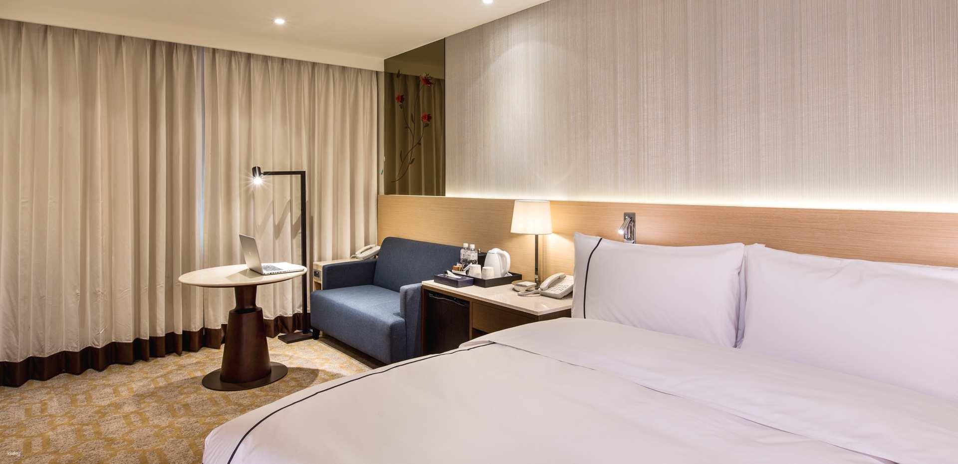 台北-柯達大飯店天津店(防疫旅館)| 一泊三食