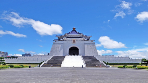 台北-中正紀念堂,龍山寺,台北101  包車一日遊