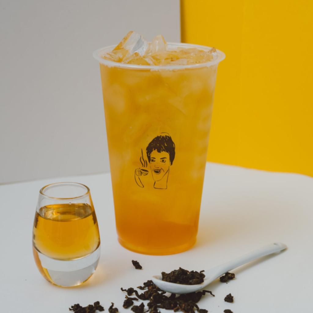 台北-不要對我尖叫| 老茶莊配方系列-蜂蜜烏龍(M)